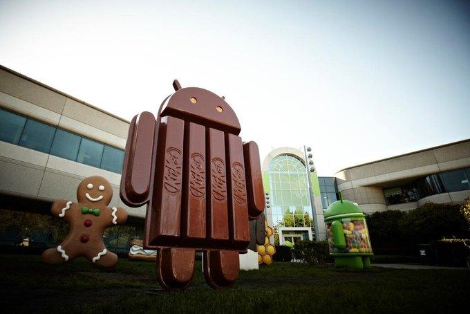 kitkat, android kitkat