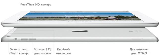 Новый iPad 5