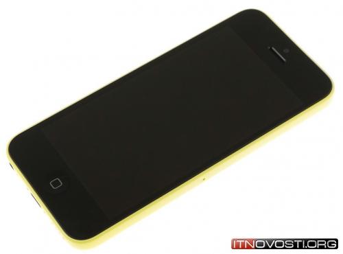 Характеристики и цена iPhone 5C
