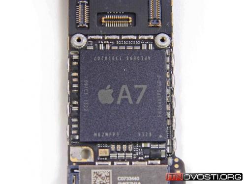 характеристики apple iphone 5s