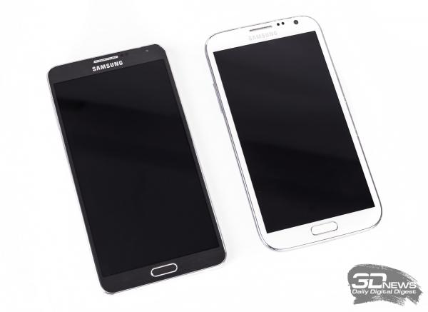 Обзор смартфона Samsung Galaxy Note 3